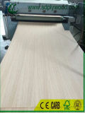 Buitensporige QC Red Oak 5mm van Plywood Embossed voor Furniture