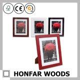 بساطة أحمر يقف خشبيّة صورة صورة إطار