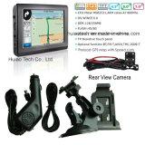 """"""" Fahrzeug-LKW des Auto-4.3 bewegliche GPS-Nautiker GPS-Navigation PDA mit 480*272 Fingerspitzentablett-Unterstützungs2016 Igo Karte, Navitel Karte mit Geschwindigkeits-Kamera, hinterer Parken-Nocken"""