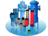 Secador del aire del compresor del tornillo y filtro de aire rotatorios