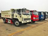 아주 새로운 FAW 트럭 5 톤 4X4 팁 주는 사람