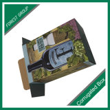 Farbe gedruckter gewellter verpackenkarton-Kasten (FP11005)