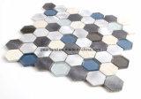 De Tegels Acshnb4002 van de Muur van het Mozaïek van de Badkamers van Backsplash van de Keuken van de Decoratie van de Tegels van het Glas van Matel van de Steen van de Tegels van het Mozaïek van het aluminium