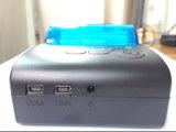 Mini Bluetooth impresora térmica móvil portable de POS5805 58m m, impresora móvil de Bluetooth