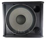 Estilo Vrx918 de Jbl altofalante audio baixo secundário passivo e ativo de 18 polegadas de Subwoofer PRO