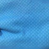 Guanti impermeabili del lattice dell'anti lavoro blu acido di funzionamento