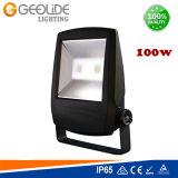 Projector ao ar livre do diodo emissor de luz da qualidade 100W para o parque com Ce (FL106-100W)