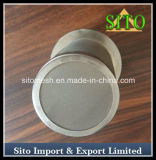 Filtre perforé de cylindre de treillis métallique d'acier inoxydable