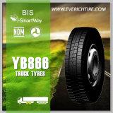 del acoplado 295/80r22.5 del neumático de los neumáticos neumático comercial de los neumáticos TBR del carro semi con largo plazo