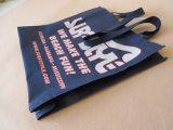 Foldable環境に優しいカスタマイズされた戦闘状況表示板の再使用可能なショッピング・バッグ
