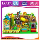Equipo plano de papel del patio de los niños del tema (QL-17-11)