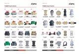 Coleção do produto da bomba da tubulação da válvula de Rpp PVDF Pph UPVC CPVC