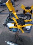Linha de produção plástica extrusora de Rod de soldadura de Rod de soldadura do PE