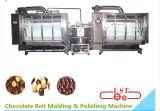 Máquina de capa del chocolate/caramelo caliente de la haba del chocolate del sello que hace la máquina