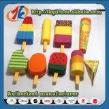 Nettes Plastikspielzeug-Eiscreme-gesetztes Spielzeug für Kinder