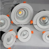 punto ligero de la MAZORCA LED de 25W 4inch 2750lm abajo