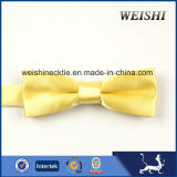 (BSS19-24) Hand Made 100% Polyester Woven Fashion Bowtie