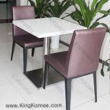 Hotel di pietra artificiale che pranza la Tabella di tè rotonda della mobilia