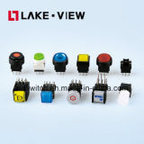 LED Pushbutton Switch tem ou Momentary ou Latching Designs