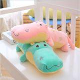 Brinquedos de peluches de hipopótamo de pelúcia Brinquedo infantil