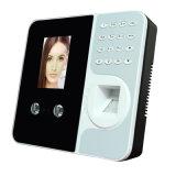 Macchina biometrica di riconoscimento di fronte di Realand con il software della gestione di presenza di tempo