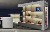 부대 상점 디자인을%s 나무로 되는 조정가능한 핸드백 진열대
