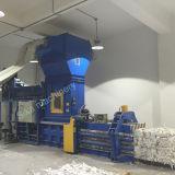 Hba40-7272 Automatische Horizontale het In balen verpakken Machine om Vezel, Stof Te drukken