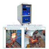 prata 16kw de alta freqüência/máquina de soldadura de cobre do aquecimento de indução