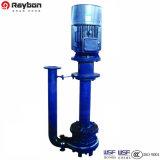 Pompe à eau centrifuge submergée par arbre vertical de haute performance long