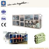 Migliore macchinario bagnato di vendita dei Wipes per la fabbricazione del tessuto bagnato portatile