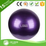 Bille de yoga de forme physique d'exercice de gymnastique de PVC de vente en gros de la qualité No1-37