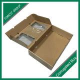 mit Plastikgriff-kundenspezifischer Kasten-verpackenfenster