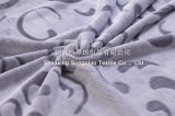 Couvercle en polaire en flan de couverture / polyester