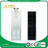 réverbère solaire Integrated de 60W DEL