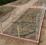 Сетка мелкоячеистой сетки или шестиугольное плетение провода