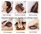 Almohadilla del masaje de Shiatsu con calor