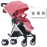 Cochecito plegable de 2016 de la nueva alta calidad del estilo de bebé niños del cochecito