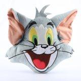 Poupée de jouet bourrée par peluche animale de chat de dessin animé