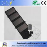 Panneau solaire du téléphone 7W de côté pliable de pouvoir