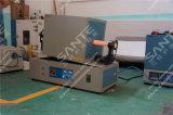 doppio forno a camera della fornace di rotazione di zona di temperatura 1400c per l'esperimento del laboratorio