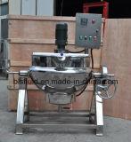 Chaleira Jacketed do aquecimento elétrico com misturador