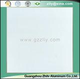 Populäre verkaufende einfache Art-polymerische Decke - weißer Marmor
