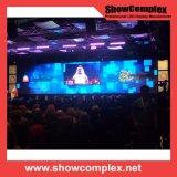 Showcomplex P3の屋外のフルカラーの使用料のLED表示