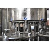 De Bottelmachine van het Mineraalwater van het glas
