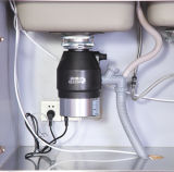 AC de Machine van Disposer van het Afval van het Voedsel van Motoren 220V, 50Hz