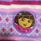 Beanie Moda para niños con los oídos / Bowknot / bordado / Impresión / Cuerdas