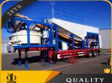 Planta Yhzs50 de tratamento por lotes concreta móvel