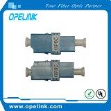 LC/PC 20dB  atenuador fijo óptico de fibra (de la hembra-hembra)
