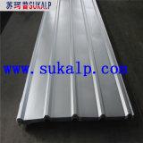 1025mm Prepainted Corrugated стальная катушка