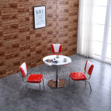 古典的な50年代の米国式のレストランの家具セット(SP-CT834)